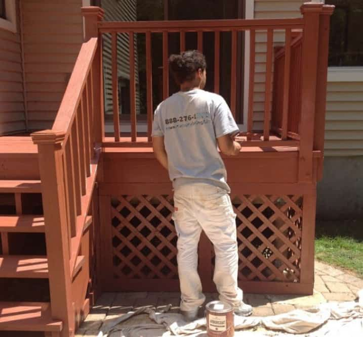 Best Wood Cleaner For Decks Cedar Siding Eco Paint Inc