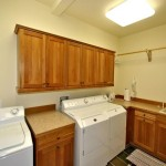 Painting Laundry Room
