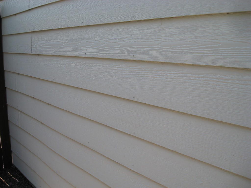 Painting Masonite Siding