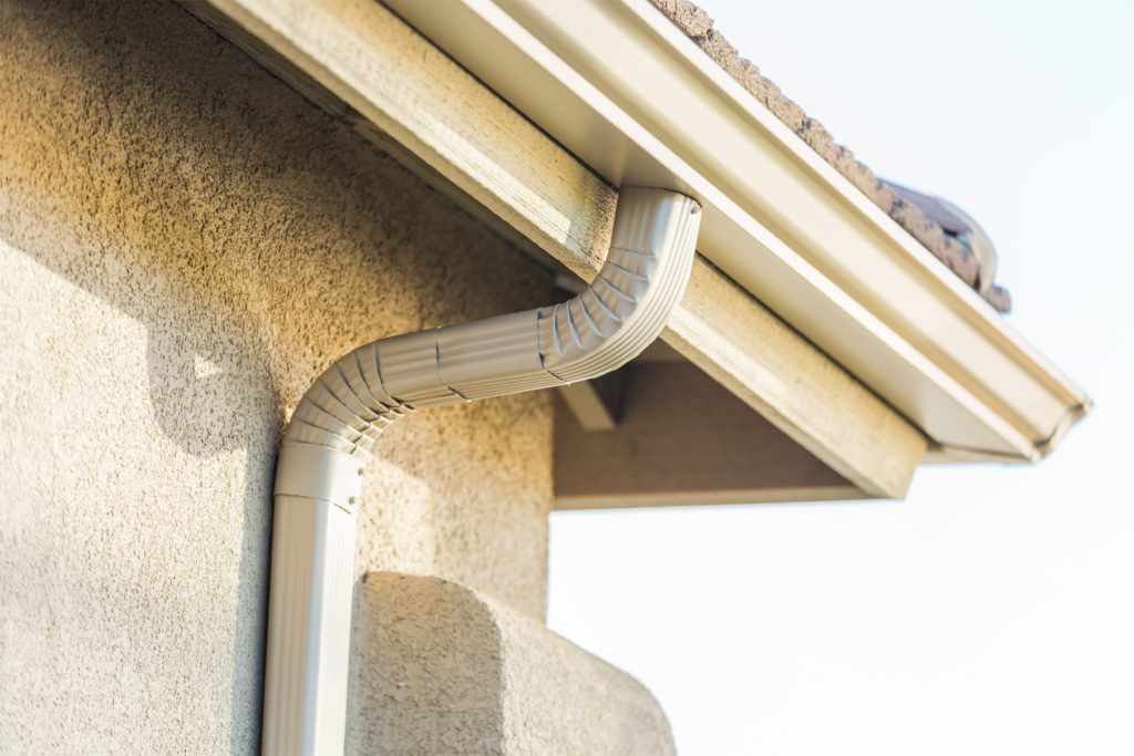 Advantages Painting Exterior Home And Replacing Gutters