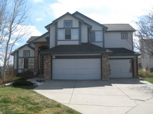 Broomfield CO. house painters painting exterior by Eco Paint