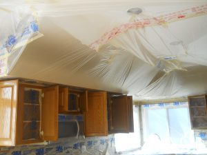 Masking_Cabinets_Painting_Highlands_Ranch_Eco_Paint_2017