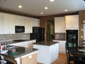 ... Understanding What Painting Professionals Use, Here In Colorado, Painting  Kitchen Cabinets White With The Very Best Paints Available Today.