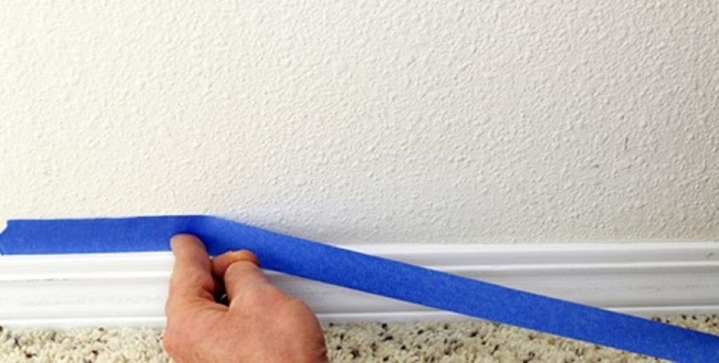 How To Paint Trim Like A Professional Painter