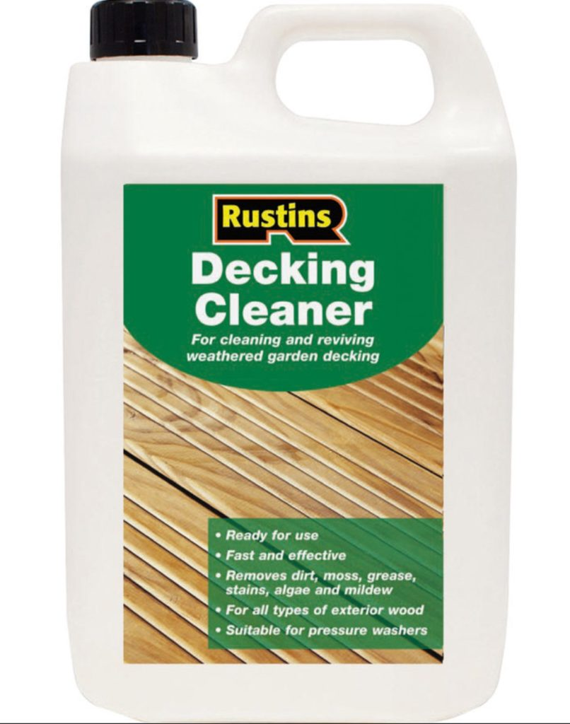 Best Homemade Deck Cleaner For You - Eco Paint, Inc.