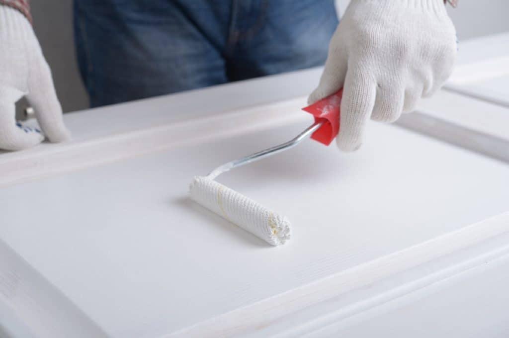 Painting_interior_cabinet_door