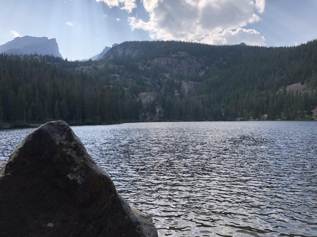 Hike Across Rocky Mountain National Park Eco Paint Inc