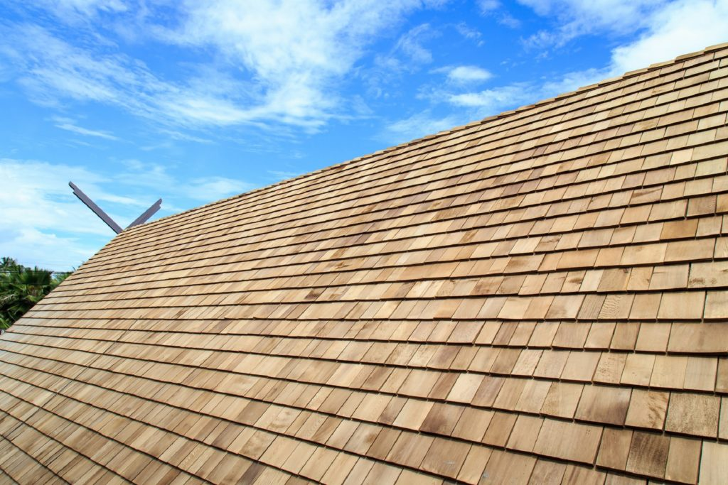What Best Type Stain For Cedar Shingles? - Eco Paint, Inc