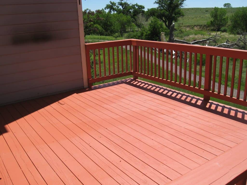 Do I Need To Remove Old Paint Before Painting Deck Eco Inc
