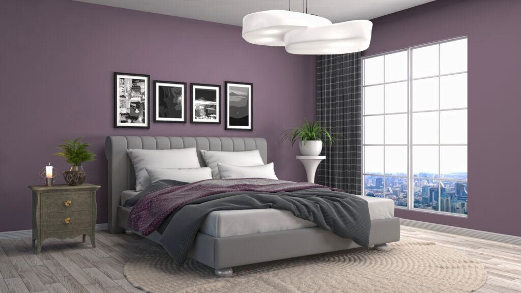 Flat_Paint_Finishes_For_Bedroom_Ceilings
