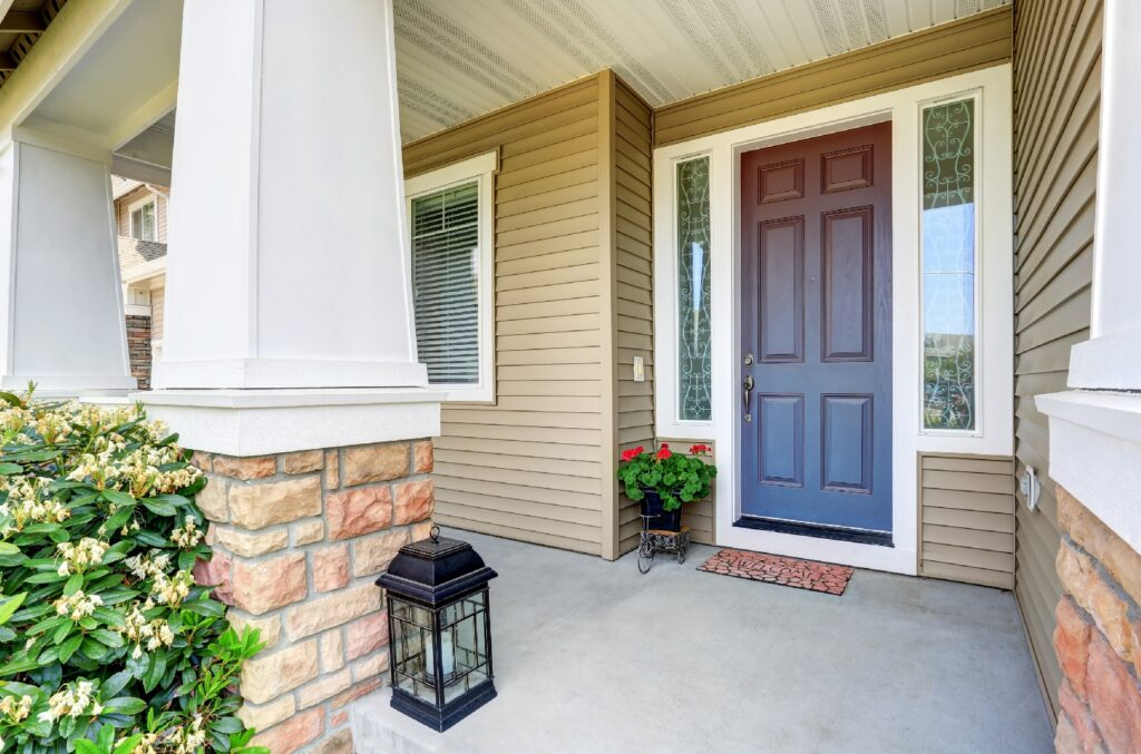 How_To_Paint_Front_Door_Without_Removing_It
